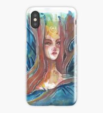Midsummer Night Dryad iPhone Case