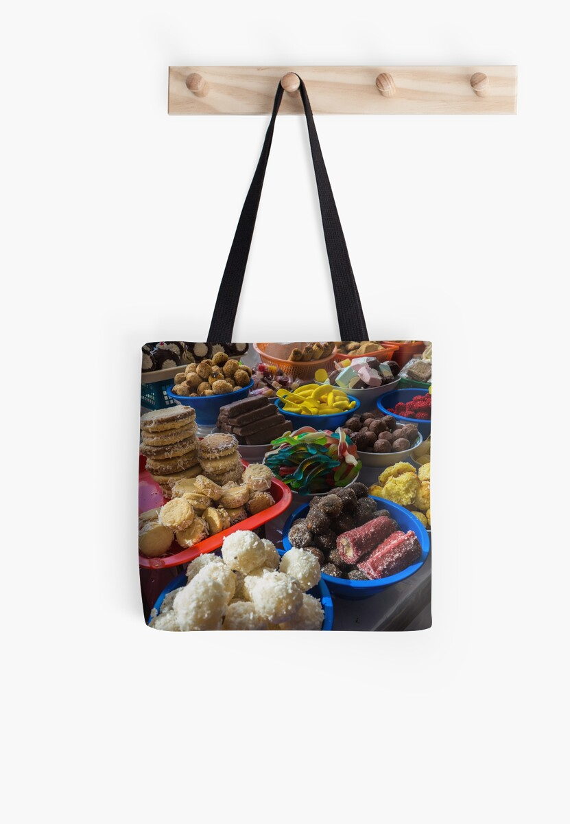 ecuador sweets tote bags by wild things rewoz