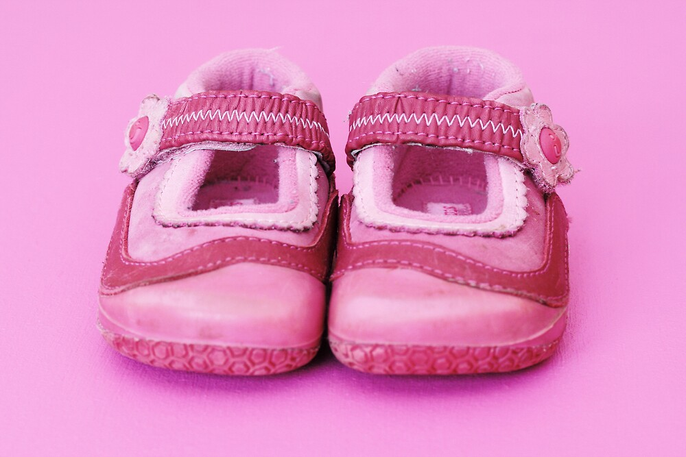 First shoes by Jeff  Wilson