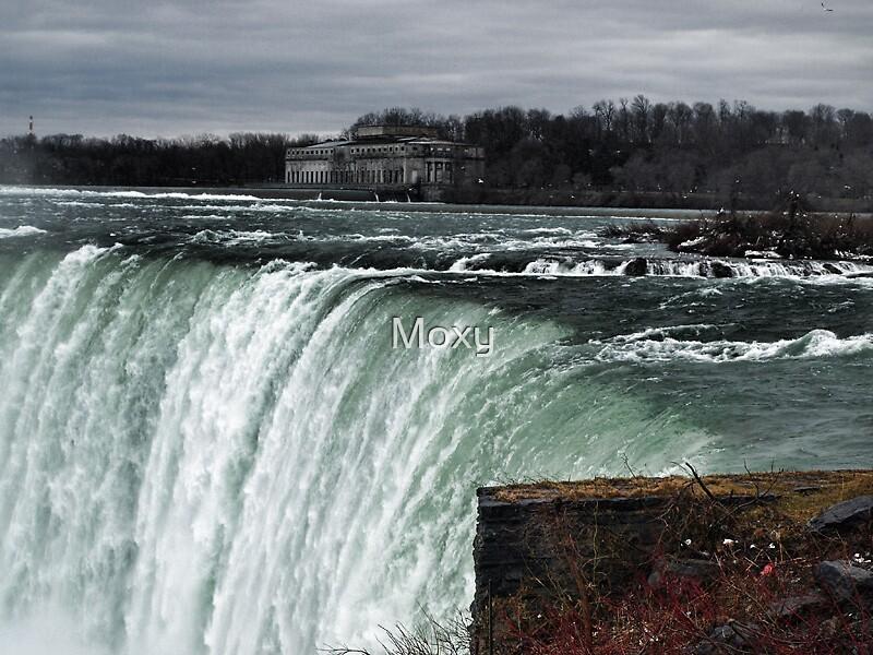 Niagra Falls 2 by Moxy