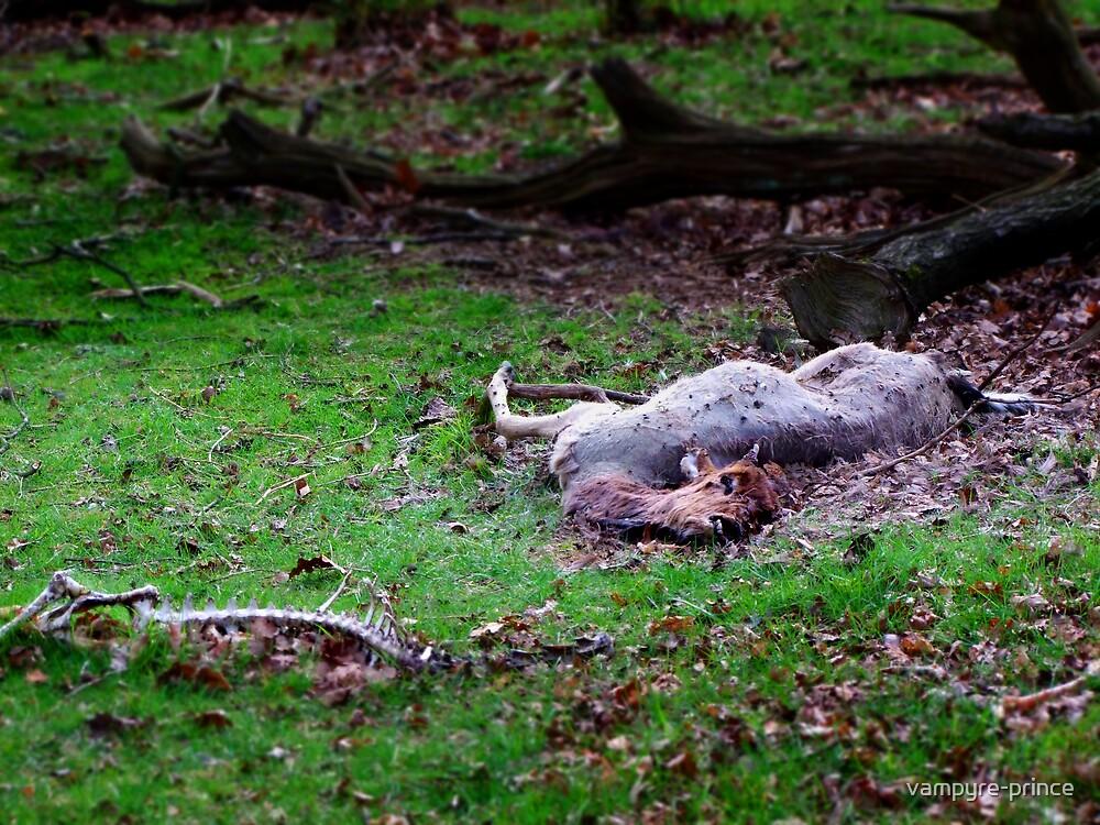 deer, oh dear by vampyre-prince