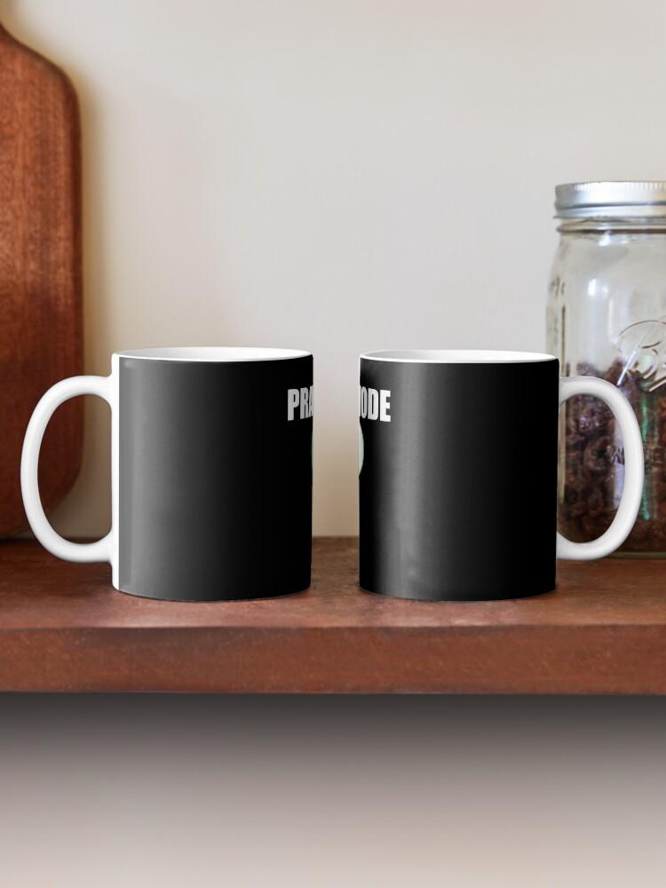 Alternate view of Prayer Mode On Design for Christians  Mug