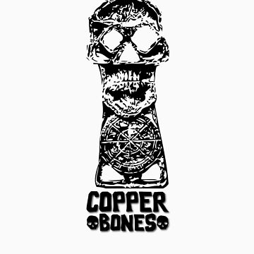 The goonies copper bones by BenVenom