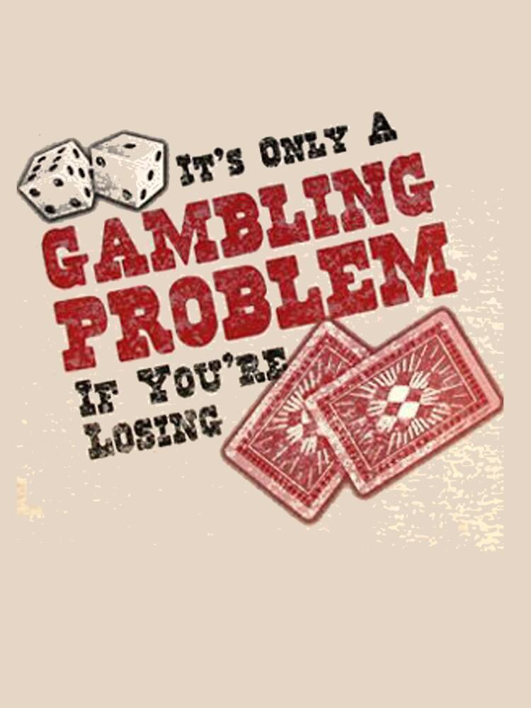 gamble gamble gamble by screamserenade