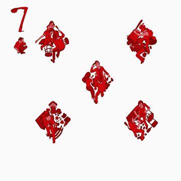 diamond se7en by screamserenade