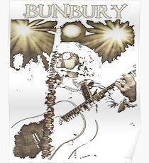 Póster bunbury