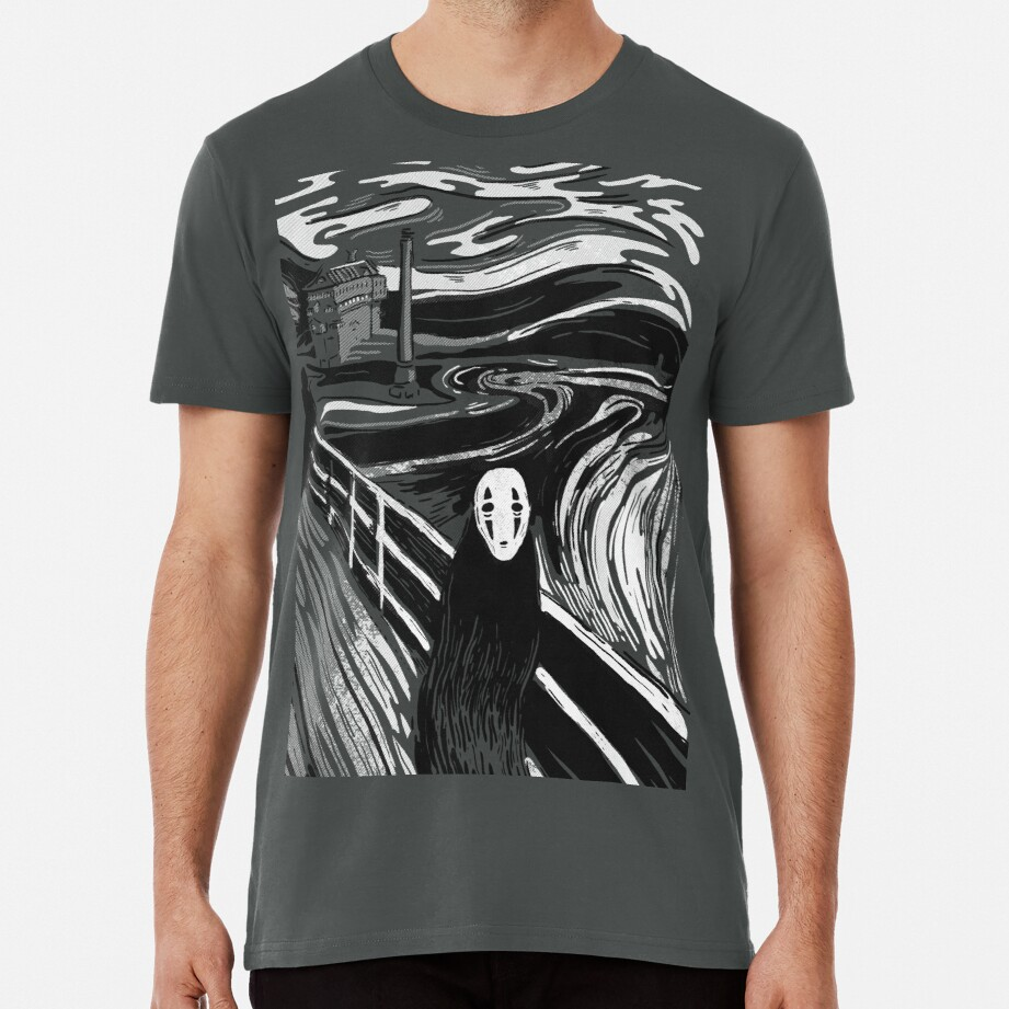 The Face Premium T-Shirt