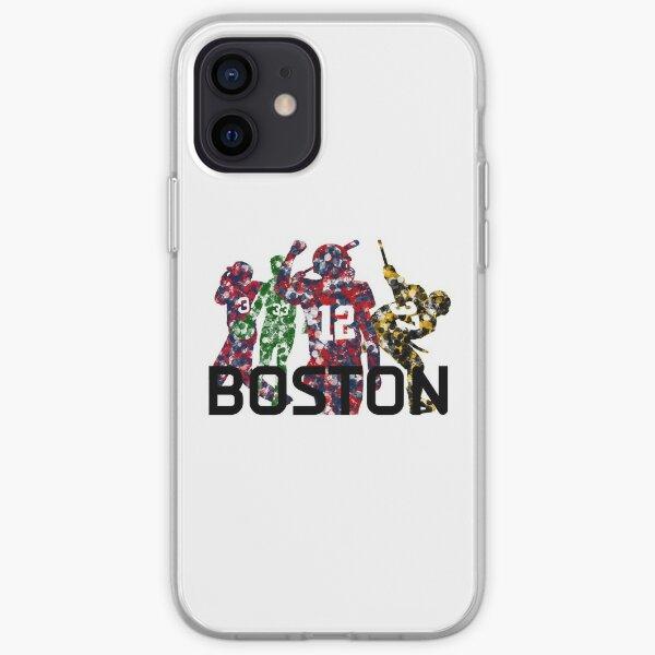 Boston Legends iPhone Soft Case