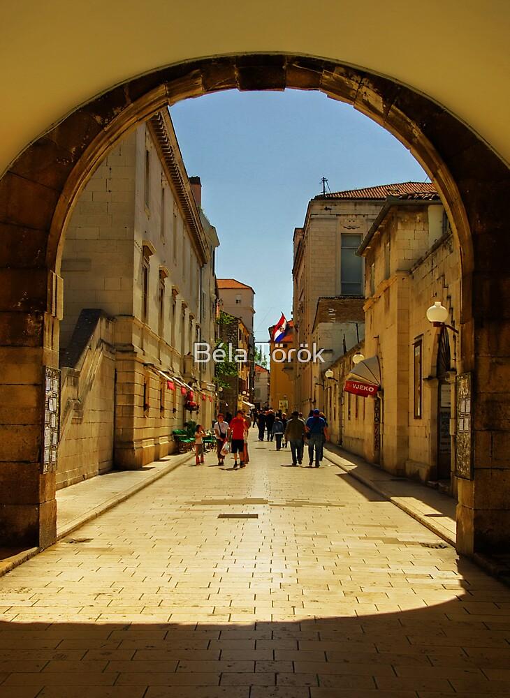 Zadar by Béla Török