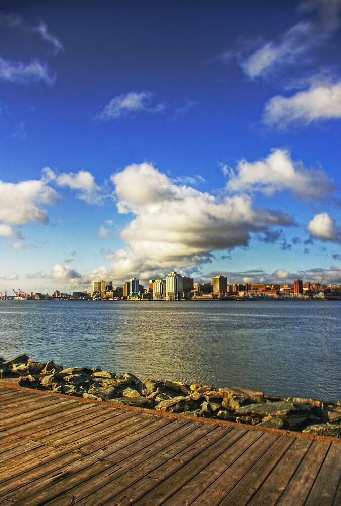 Halifax Skyline by Cameron  Allen Lamond