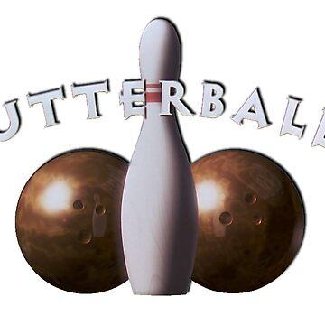 Gutterballs - The Big Lebowski by Orata