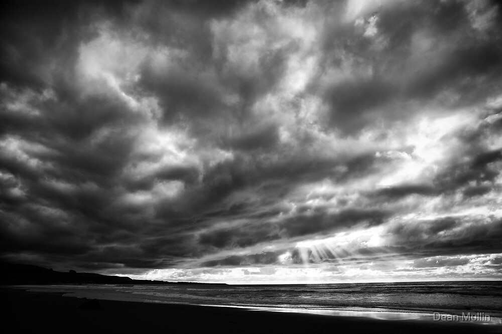Watcher in the Storm by Dean Mullin