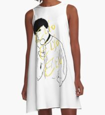 Call Me By Your Name A-Line Dress