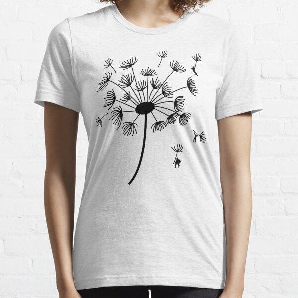 Dandelion Flower  Essential T-Shirt