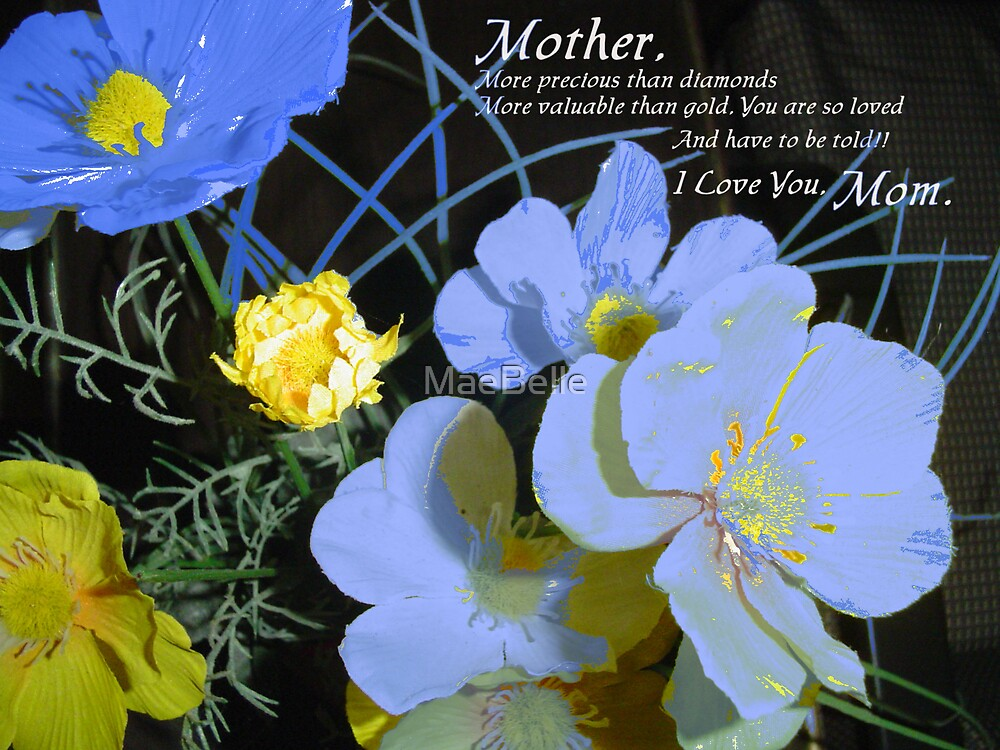 Mother by MaeBelle