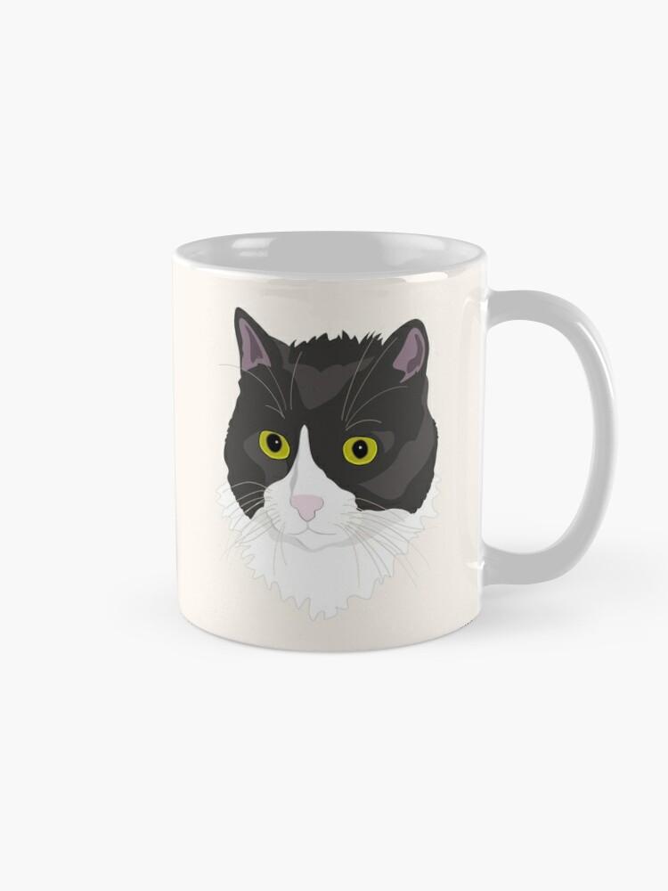 Alternate view of Casual Cat Mug