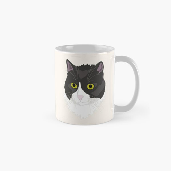Casual Cat Classic Mug