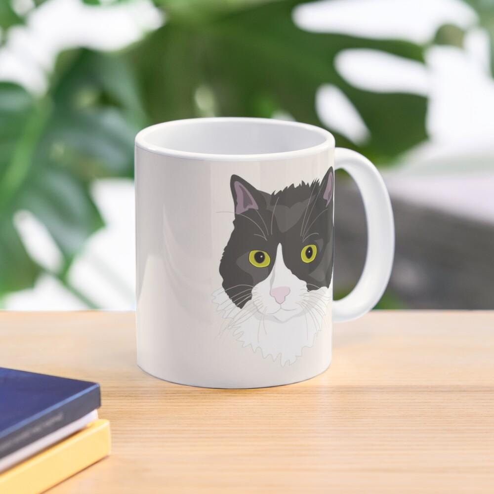 Casual Cat Mug