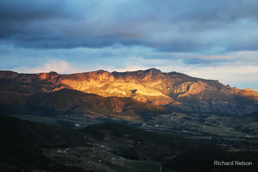 Mountain Sun by Richard Nelson