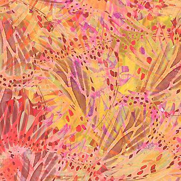 Petals and Wings by mokacat
