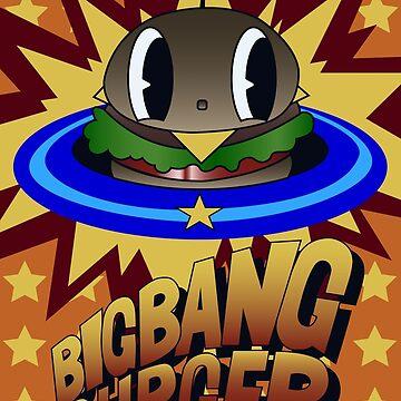 Persona 5 - Big Bang Burger by krispies69
