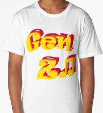 Generation Z  Long T-Shirt