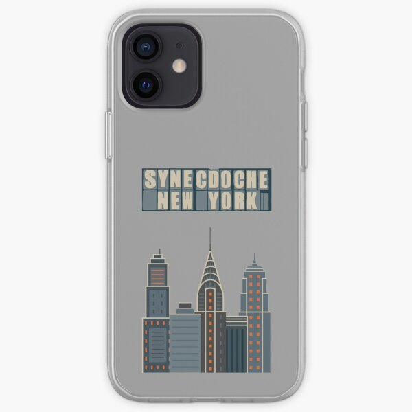 Synecdoche New York iPhone Soft Case