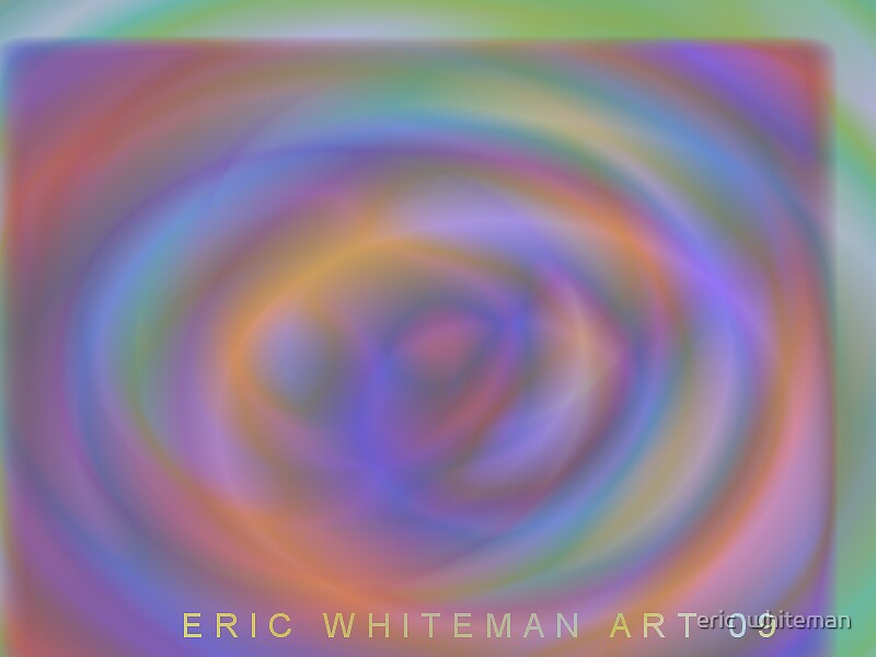 ( THEY ARE TRYING TO KEEP ME IN CYCBERSPACE ) ERIC WHITEMAN ART  by eric  whiteman
