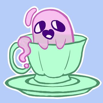 Cup of Spook by spaceskeletons