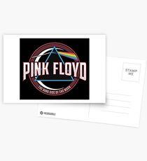 PINK FLOYD Postcards