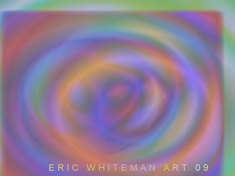 ( THEY ARE TRYING TO KEEP ME IN CYCBERSPACE ) ERIC WHITEMAN  by ericwhiteman