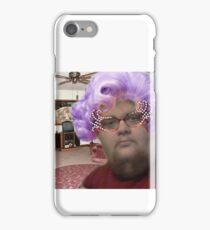 Grandma Casket iPhone Case/Skin