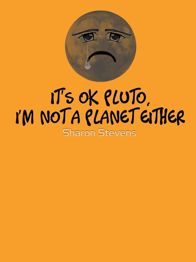 It's OK Pluto by whitetigerau