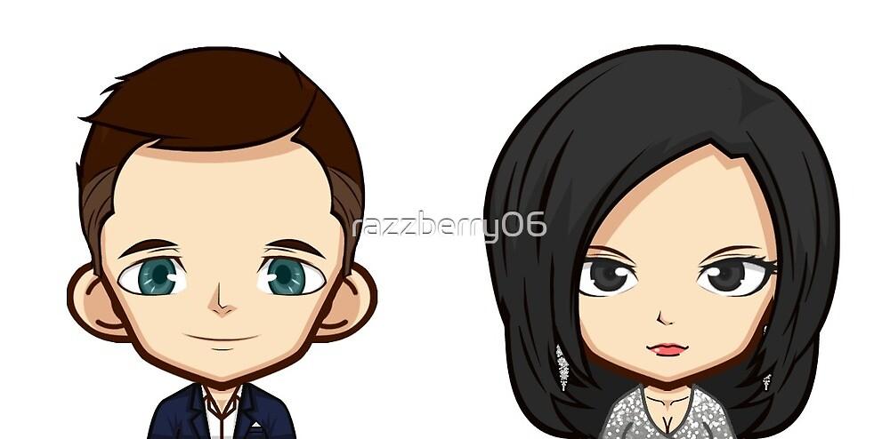 Philinda Undercover Couple by razzberry06