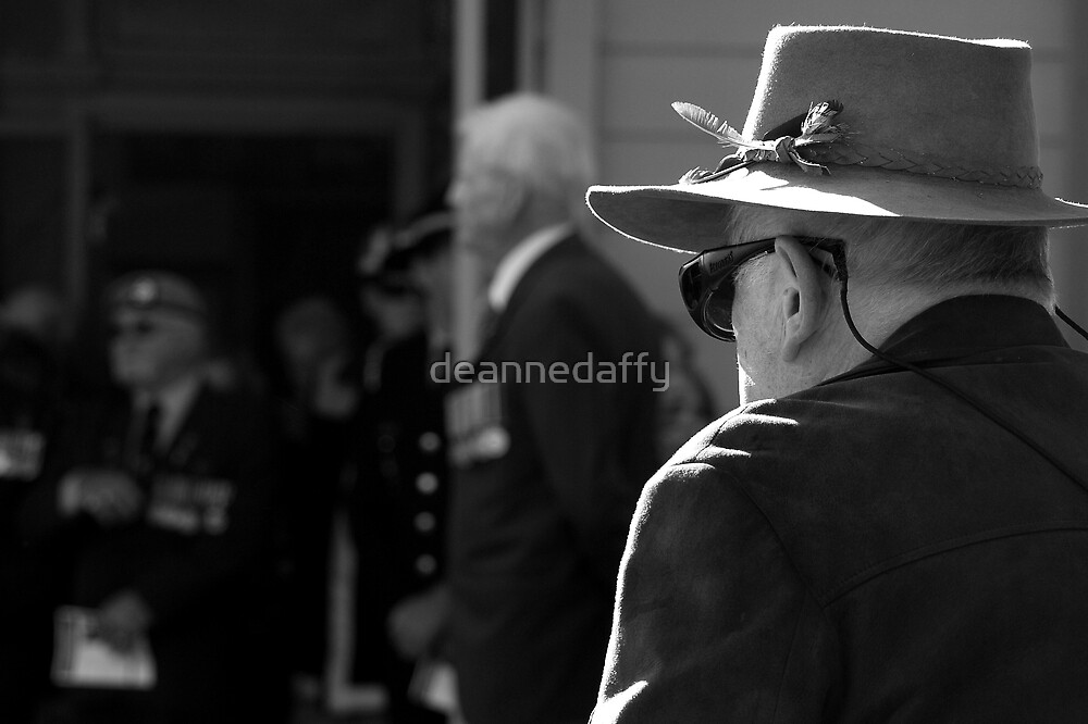 Anzac Day by deannedaffy