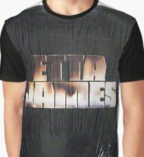 Etta James Graphic T-Shirt