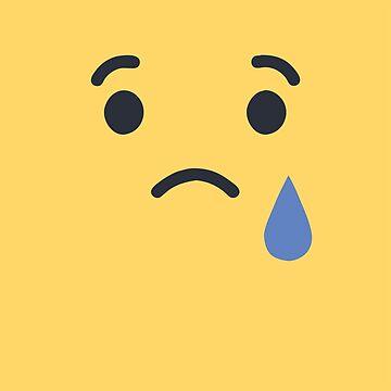 Sad React Tank by thomasmunroe
