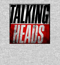 talking heads abstract Kids Pullover Hoodie