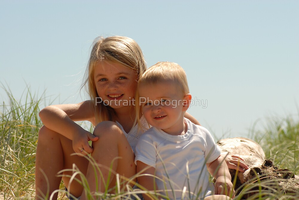 Tully and Rory by Portrait Photography