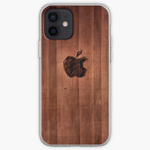 Wood-look iPhone case iPhone Soft Case