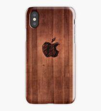 Wood-look iPhone case iPhone Case