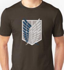 Shingeki No Kyojin - Attack On Titan 3 Unisex T-Shirt