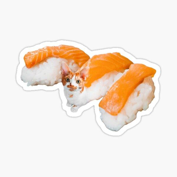 Sushi Cat Sticker