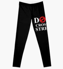 Don't Cross The Streams Leggings