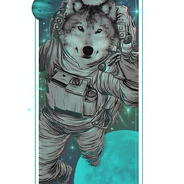 Space Wolf by art78
