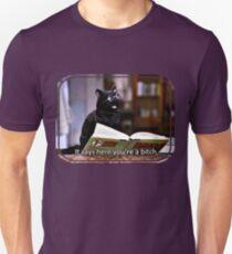 Salem Saberhagen Unisex T-Shirt