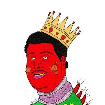 Dragon Lord II by drawinghurts