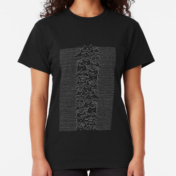 Joy Division kitties Classic T-Shirt
