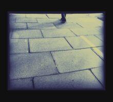 Footsteps Tee