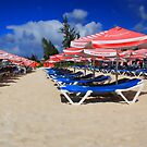 Barbados Beach chairs by Timothy Gass